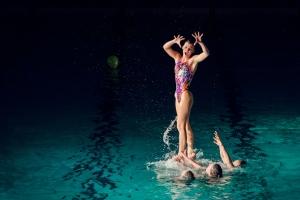 An aquatic ballet 2016 - 1/3