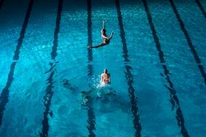 An aquatic ballet 2016 - 2/3 - THE SPACE