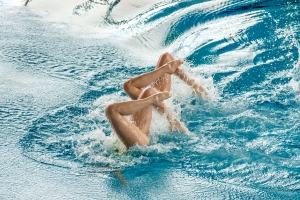 Czech  Championship in Synchronized Swimming, Brno, 2017