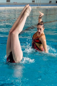 Czech Nationals in Synchronized Swimming 2016