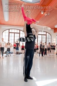 International Ballet Masterclasses in Prague 2016 - part 5