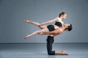 Kristina and Gaetan