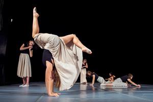 Krajská přehlídka choreografií scénického tance 2020 1/2